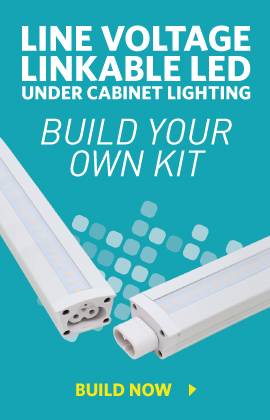 lightkiwi line voltage under cabinet lighting kit