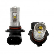 Lightkiwi BV722 Automotive 30 watt LED Fog Lamp for Nissan - Xenon White [Pair]