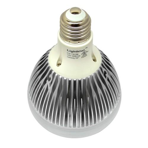 lightkiwi c4704 br30 warm white dimmable led flood light bulb 85. Black Bedroom Furniture Sets. Home Design Ideas